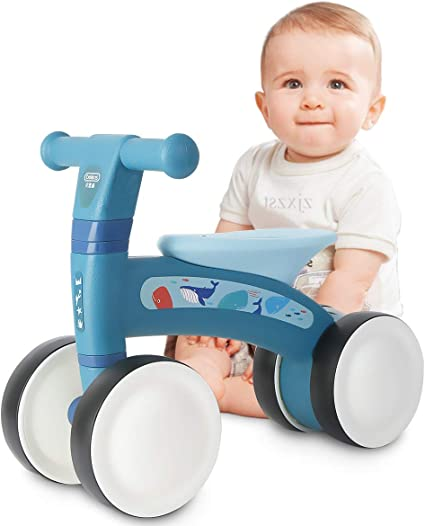Ride On Toys For 1 Year Old Girls Boys Toddlers Riding Baby Trike Scooter Gifts