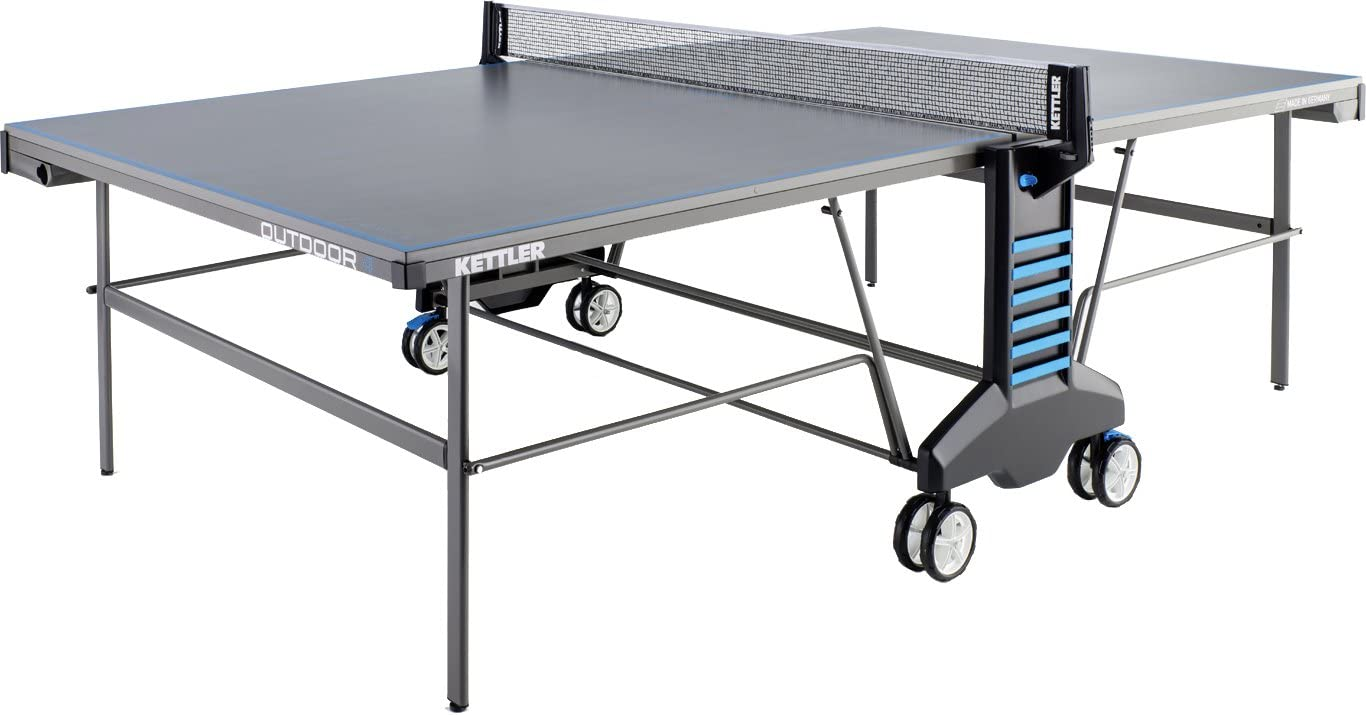 Kettler Outdoor 4 Weatherproof Table Tennis Table