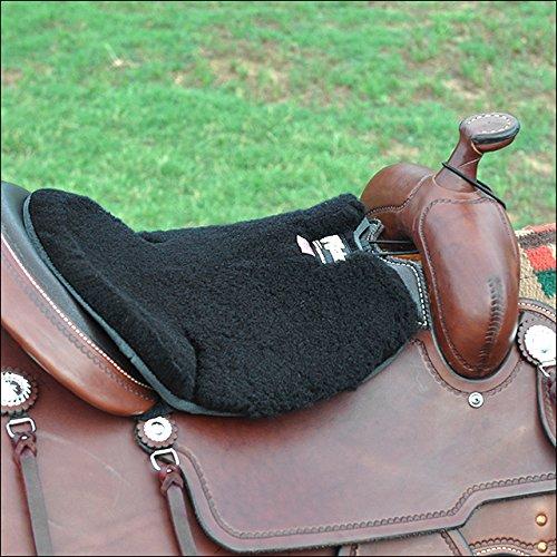 Tush Cushion Western Cashel (Cashel Western Long Fleece Tush Cushion Black)