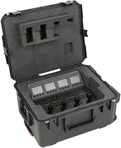 Amazon Com Skb Cases 3i 221710bm1 Iseries Blackmagic Design Atem Ccp Atem 1 M E Advanced Panel Or Davinci Mini Panel Case Ultra High Strength Polypropylene Copolymer Resin Molded In Hinges Sports Outdoors