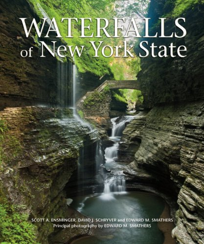 Waterfalls of New York State - Waterfall Western