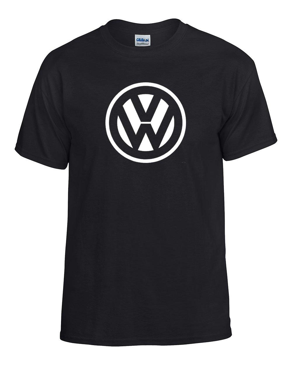 Vintage Vw T Shirt S Black