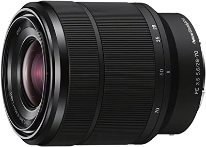 Sony Sel 2870 Standard Zoom Objektiv Schwarz Kamera