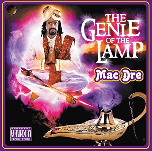Price comparison product image The Genie Of The Lamp (Purple & Clear Vinyl)(X)