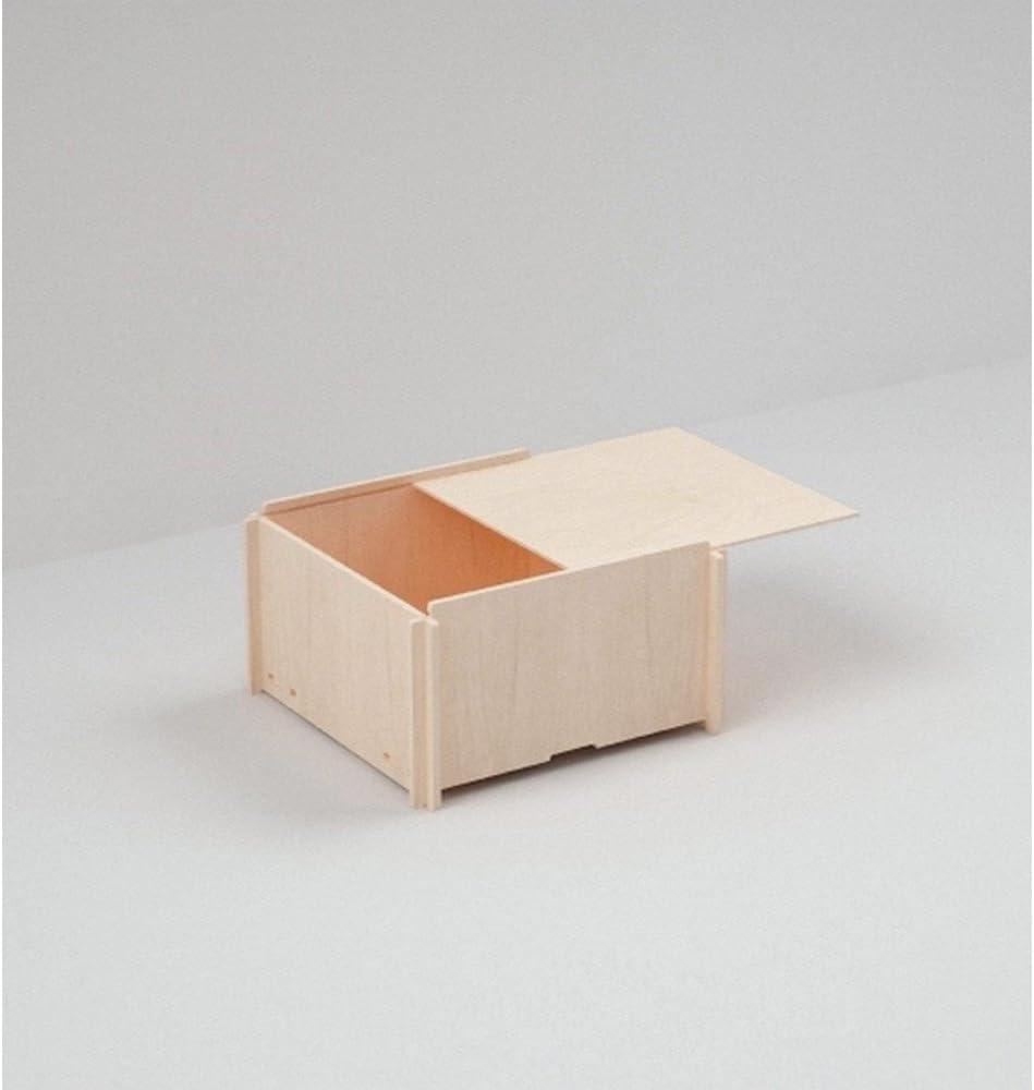 Arredi Caja de Madera Tipo Libro con Tapa TG. XL Accesorios casa: Amazon.es: Electrónica