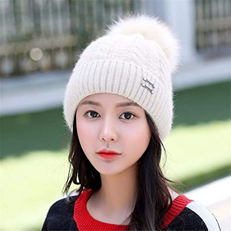 c81bd1be35a Amazon.com  Gxinyanlong Ladies Winter hat