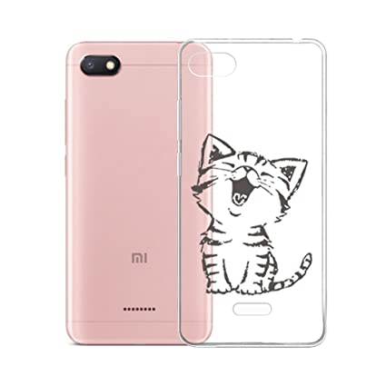 Amazon.com: WenJie Case for Xiaomi Redmi 6A (5.45