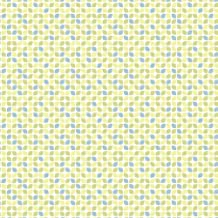 Magic Cover Self-Adhesive Cardiff Shelf Liner, 18-Inch by 9-Feet, Citron