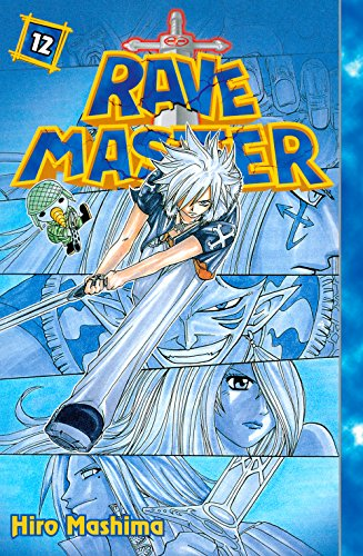 Rave Master Vol 12 By Mashima Hiro