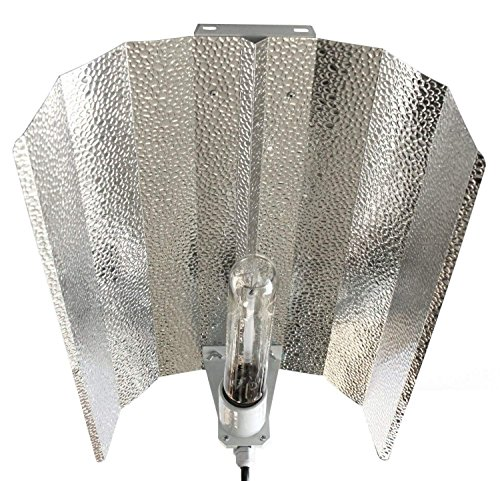 (SPL Horticulture Grow Light HPS MH System for Plants Gull Wing Reflector)