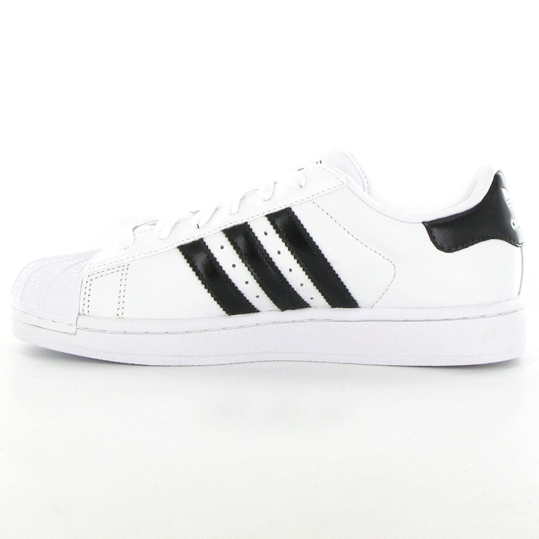 Adidas Superstar Tamaño Blanco Y Negro 6 gZQ0wW4m9