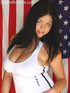 Interracial big tit sex