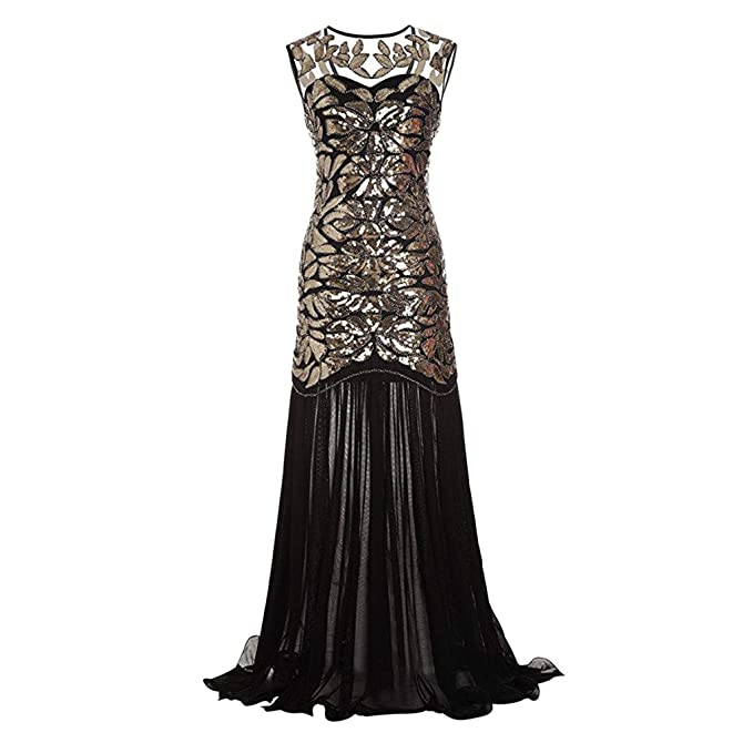 Amazon.com: Women 1920s Flapper Dress Great Gatsby Party ...