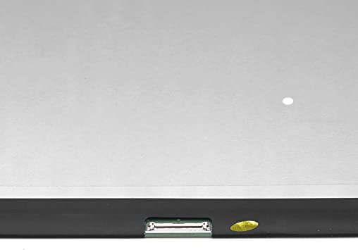 Wikiparts* New Replacement 15.6 LCD LED Screen For HP Pavilion 15-cx0001na Gaming Laptop FHD Matte IPS Display Panel Without Screw Brackets Compatible with P//N NV156FHM-N45