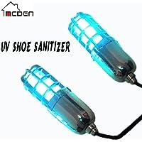 McDen® Ultravioleta (UV) Zapato Desinfectantes Mata a los gérmenes Calentador de calzado Calentador de calzado Calzado Desodorante Anti-bacteriano A prueba de humedad Eliminador de olor Moisture Absorbent