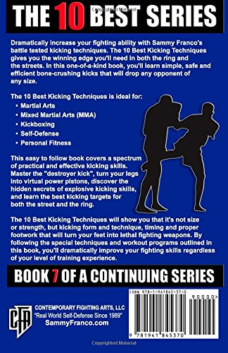 The-10-Best-Kicking-Techniques-For-Martial-Arts-MMA-and-Self-Defense-The-10-Best-Series-Volume-7