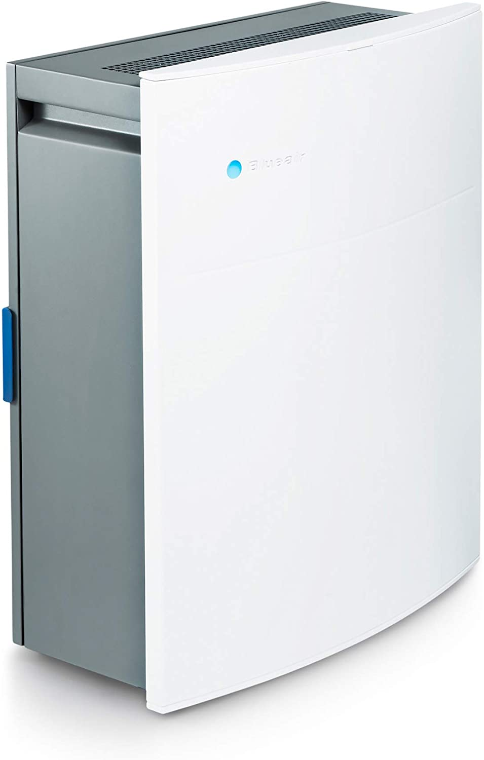 Blueair Classic 205 Air Purifier for home with HEPASilent Filtration for Allergies, Pets, Viruses, Dust, Asthma, Odors and Smoke, WiFi Enabled, ALEXA compatible- Small to Medium rooms