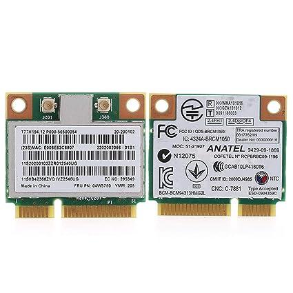 Amazon.com: BYNNIX Mini PCI-e Wireless WiFi Board Card for ...