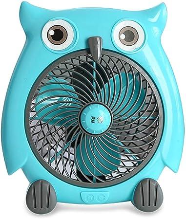 Felices juntos Búho de Dibujos Animados Ventilador eléctrico Hogar ...