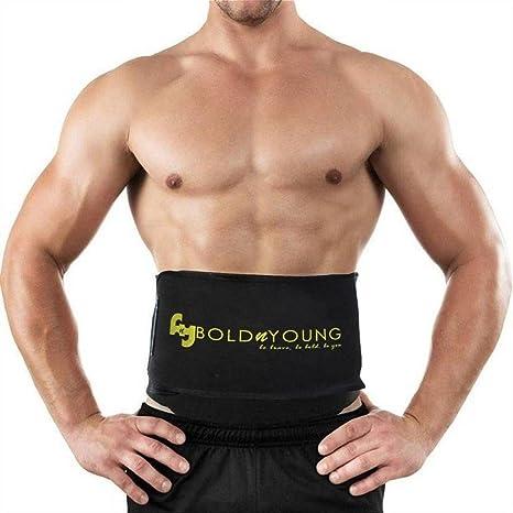 c3b00b9a63 Buy Dreams Sweat Belt Premium Fat Burner Slimming Belt For Men   Women  (Upto 34 Inch