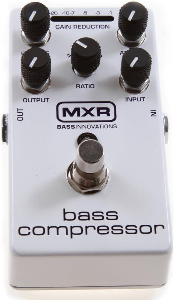 Dunlop M-87 mxr bass innovations Bass compresor
