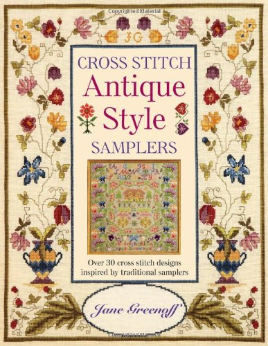 (Cross Stitch Antique Style Samplers)