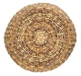 Verde Collection Abaca End Table For Sale