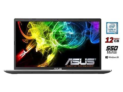 Asus Vivobook, SSD nand 3D de 500 GB, CPU Intel i5 8265u 4 Core, 12 GB