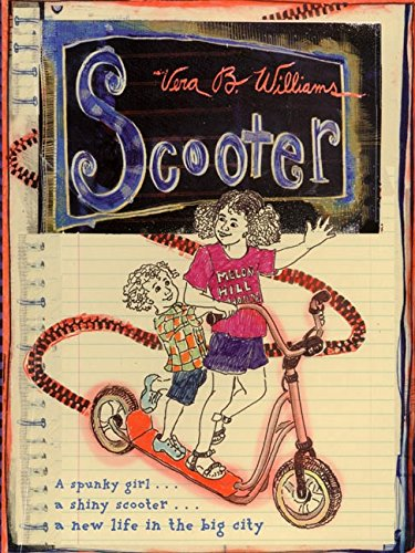 Scooter by Greenwillow Books