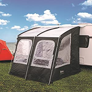 Leisurewize Xplorer Motorhomes 526 Caravan Porch Awning Equinox 260 Charcoal