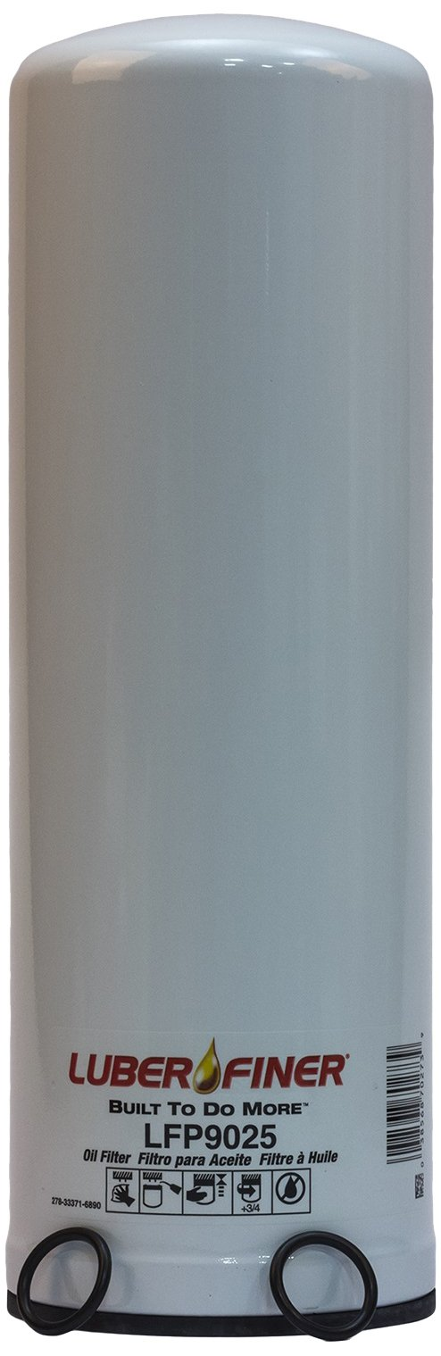 Luber-finer LFP9025 Heavy Duty Oil Filter by Luber-finer