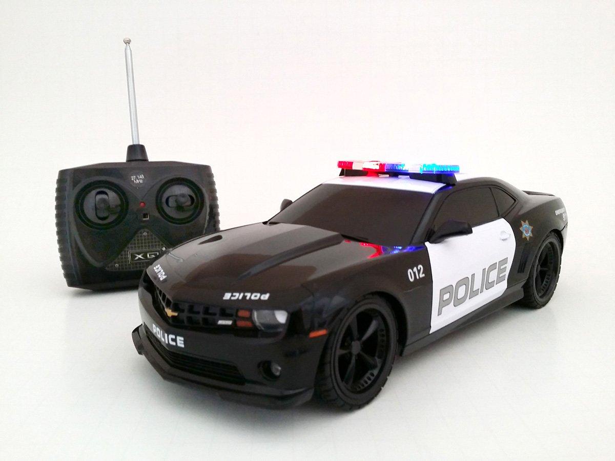 Car Club Inc: Amazon.com : 1/18 Scale Dodge Charger Pursuit Police Car