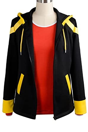 Casual Mystic Messenger 707 Extreme Saeyoung Choi Cosplay Costume Jacket Shirt Suit (Male:X