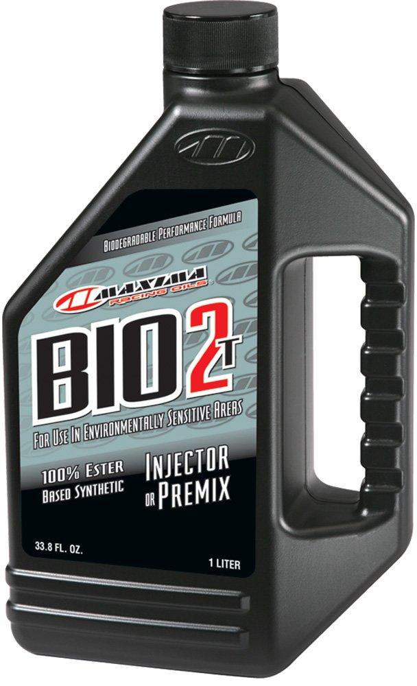 Maxima Bio 2t合成Premix /インジェクタオイル 1 Liter 19901 B0036GK42E   1 Liter