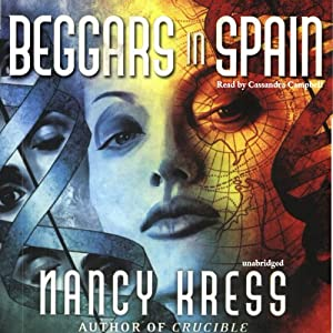 Beggars in Spain Audiobook