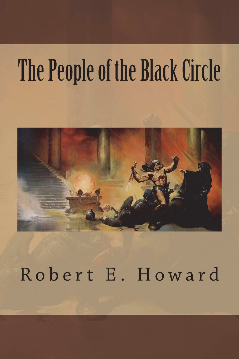 Download The People of the Black Circle PDF
