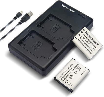 Premium batería cargador Charger para olympus fe-280 fe-290 fe-300