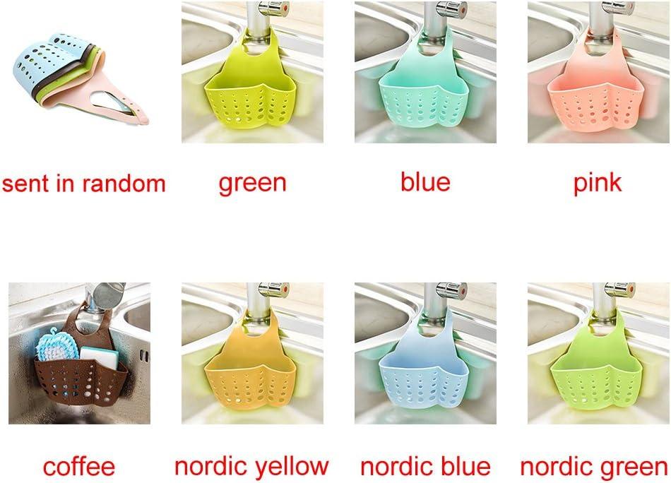 SYN UK Nordic Yellow Yellow Porta spugne per lavello della Cucina