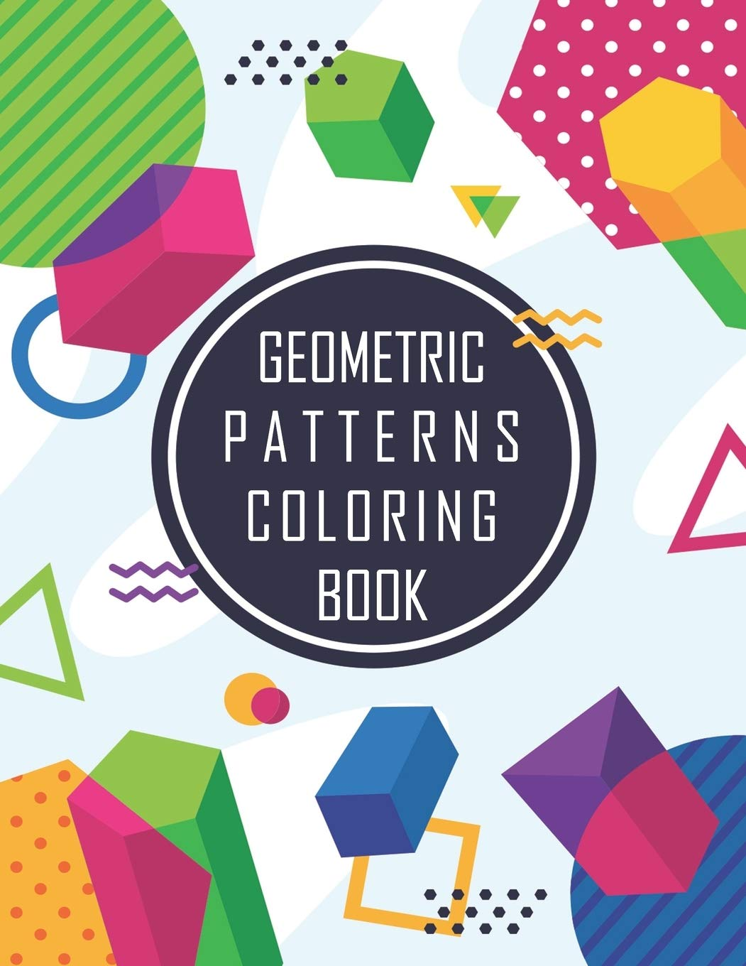 Free Printable Geometric Coloring Pages for Adults. | 1360x1051