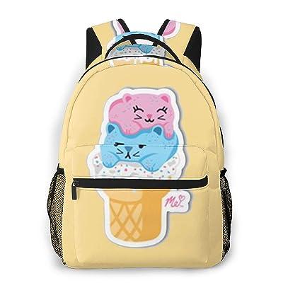 Huiyou Moriah Elizabeth Travel Loptop Backpack School Bag Casual Backpack: Computers & Accessories