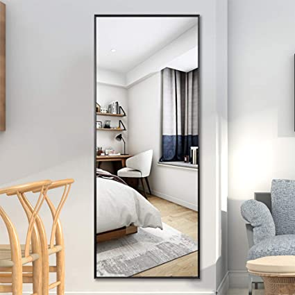 Amazon.com: NeuType Full Length Mirror Standing Hanging or Leaning ...