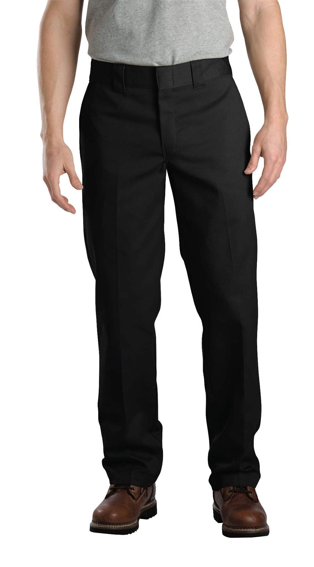 Dickies Men's Slim Straight-Fit Work Pant