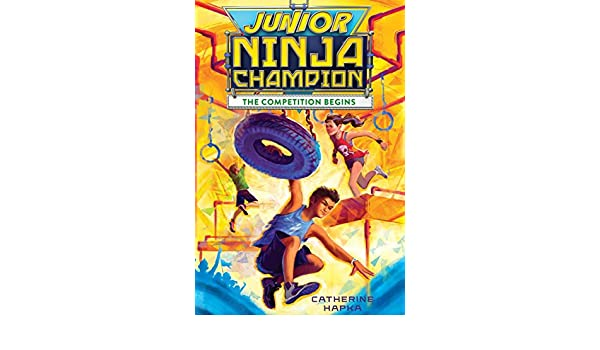 Junior Ninja Champion: The Competition Begins (English ...