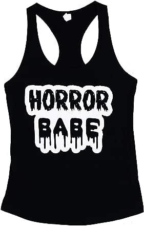 The Bold Banana Women's Horror Babe Tank Top