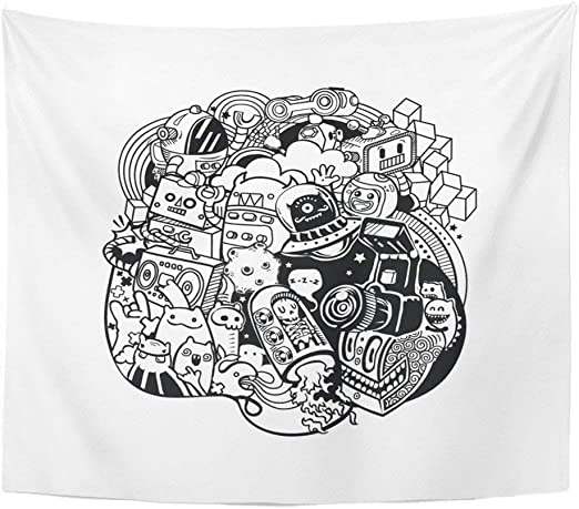 Soefipok - Tapiz con diseño de Mandala, diseño de Iglesia, Color ...