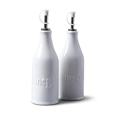 Compra WM Bartleet & Sons 1750 T186 - Juego de botellas de vinagre ...