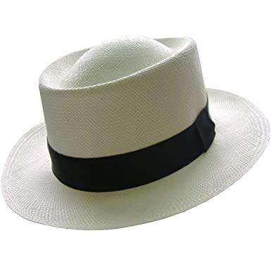 ed459af32bb Image Unavailable. Image not available for. Color  Gamboa Genuine Unisex Panama  Hat UPF 50 ...