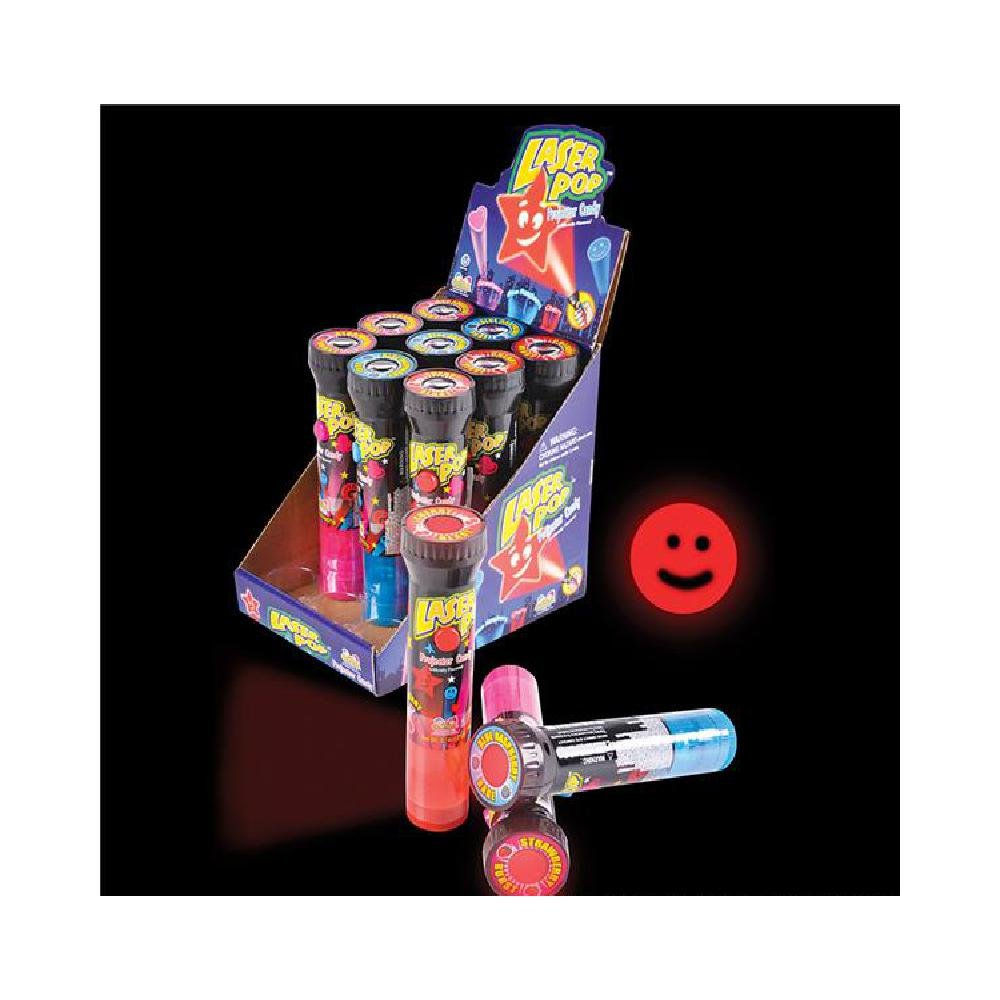 Laser Pop Projector Candy by Bargain World