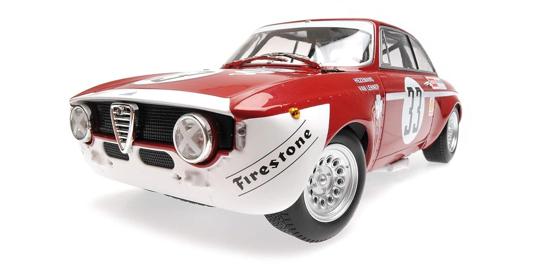 Alfa Romeo Gta 1300 Junior Hezemanns Lennep Winners Div.1 4h Jarama 1972 1:18