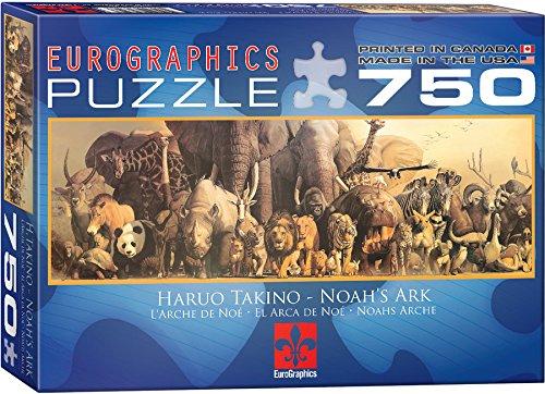 EuroGraphics Noah's Ark Jigsaw Puzzle (750-Piece)